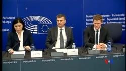 2016-02-03 美國之音視頻新聞: 美國歐盟達成數據共享新協議