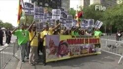 Sangano reDec 12th Movement Roratidzira Richitsigira VaMugabe Kumusangano weUNGA kuNew York Muna 2016