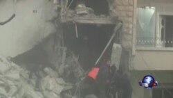 疑似俄罗斯空袭在叙利亚至少致死36人