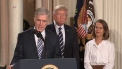 Supreme Court Nominee Gorsuch: I Pledge to Be Faithful to Constitutional Laws