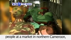 VOA60 World - Suicide bombers kill at least 32 people in Cameroon