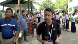 เริ่มกระบวนการนับคะแนนเลือกตั้งพม่าหลังการเลือกตั้งเสรีครั้งแรกในรอบ 25 ปี
