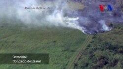 Flujo de lava amenaza poblado en Hawái