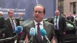 Le président français François Hollande appelle à une nouvelle «impulsion»