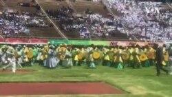 Dancing for Zimbabwe ...