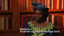 Mariamou, mariée de force à 14 ans