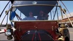 همراه مکس امینی لذت سواری با یک ماشین کلاسیک نایاب را تجربه کنید
