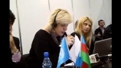 Dunya Miyatoviç: Heç bir məhdudiyyət adamların azadlıq istəyinin qarşısını ala bilməyib