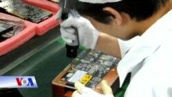 Truyền hình VOA 28/11/20: Tin nói Apple sẽ chuyển một phần hoạt động sản xuất từ TQ sang VN