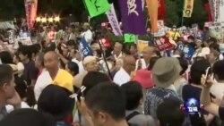 日本国会众议院通过安保法案