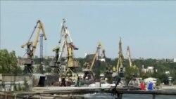 2014-09-09 美國之音視頻新聞: 烏克蘭海防指揮官誓言保衛戰略港口
