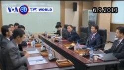 Bắc-Nam Triều Tiên mở lại khu công nghiệp Kaesong (VOA60)