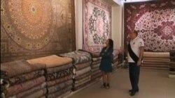 روز دوم سفر لس آنجلس؛ سیری در هنر فرش ایرانی