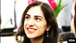 ارس امیری، دانشجو و کارمند سابق شورای فرهنگی بریتانیا