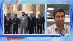 تلاش نماينده ويژه آمريكا برای حل اختلاف سیاسی بر سر تمدید ریاست مسعود بارزانی