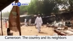 VOA60 Africa - Cameroon welcomes U.S. decision to send military personnel to track Boko Haram militants
