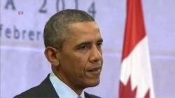 Обама : США підтримуватимуть народ України