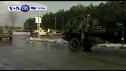 Mỹ triển khai binh lính 'áp sát' Nga (VOA60)