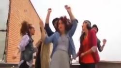 """伊朗""""快樂""""舞者從監獄中獲釋"""