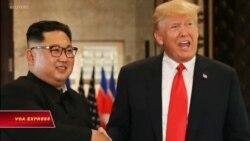 Quan chức Triều Tiên lên đường sang Mỹ