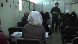تلاش فعالان ترکیه برای احیای امید به زندگی در میان پناهجویان سوری