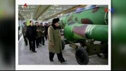 Bắc Triều Tiên phát động chiến tranh tuyên truyền hạt nhân
