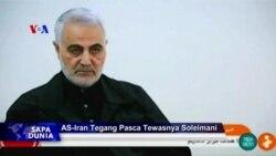Sapa Dunia VOA: AS-Iran Tegang Pasca Tewasnya Soleimani