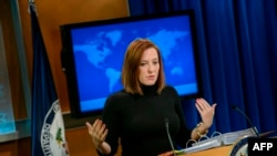 Jennifer Psaki Jo Baydenning matbuot kotibasi bo'ladi