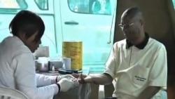 看天下: 津巴布韦议员带头检查艾滋病毒