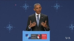 Obama Urges Unity in Europe at 'Pivotal Moment'
