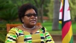 "Mugabe 'Surprised"" By Military's Move Against Him, Says Former VP Mujuru"