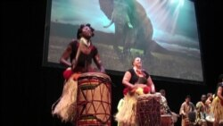 African Drummers and Dancers Bridge Cultures in Dallas