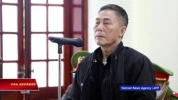 Thêm một nhà bất đồng chính kiến bị tuyên án 12 năm tù
