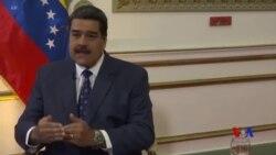 馬杜羅稱委內瑞拉外長在紐約秘密會見美國特使