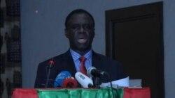 Michel Kafando de retour au pouvoir au Burkina Faso