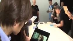 蘋果公司Ipad Pro亮相