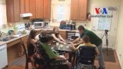 Grup Evler Engellilere Normal Yaşam İmkanı Sunuyor