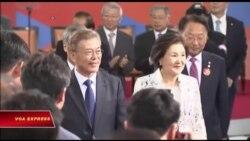Tân Tổng thống Hàn Quốc sẵn sàng thăm Bắc Triều Tiên
