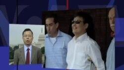 VOA连线:陈光诚赴国会见议员