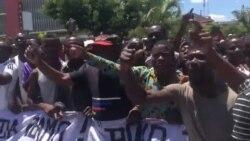 No funeral do seu edil Mahamudo Amurane, nampulenses exigem justiça