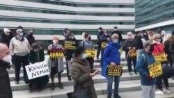 Protesti pred Vijećem ministara BiH