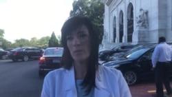 """Emb. Argentina: """"Queremos ayudar al pueblo nicaraguense"""""""