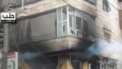 敘利亞軍加緊向阿勒頗發動攻擊