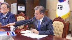 Hàn Quốc cải tổ nội các, thay Bộ trưởng thống nhất