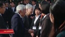 Nhật Hoàng đến Việt Nam 'tăng cường sức mạnh mềm'