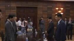 南北韩开始有关开城工业园区的会谈