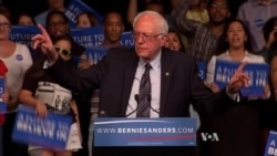 Sanders Upsets Clinton in Michigan While Trump Romps