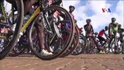 Thành phố Kenya dần trở thành trung tâm đua xe đạp của Đông Phi