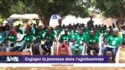 100 jeunes en formation en agriculture