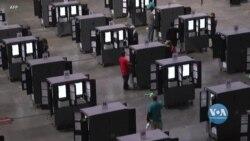 До виборів у США залишається 15 днів, але 28 мільйонів американців уже проголосували. Відео